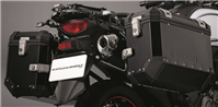 SUZUKI SIDE CASE PACKAGE DL650 2012-16