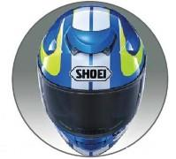 SUZUKI GSX-R SHOEI GT AIR HELMET LIMITED EDITION