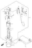 FUEL PUMP GSX-S1000F 2016-18