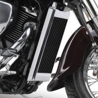 Chrome Radiator Cover C50 2001-16 M50 2011-16 BOULEVARD