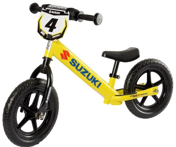SUZUKI STRIDER BALANCE BIKE