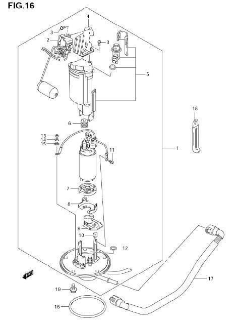 FUEL PUMP DL1000 200212 – Dl1000 Wiring Diagram