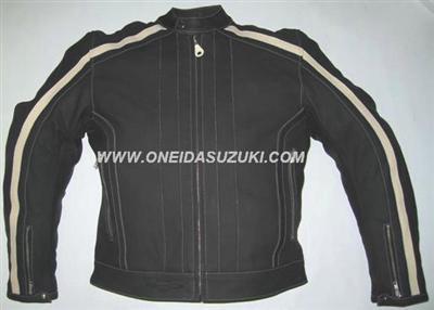 Suzuki boulevard leather jacket