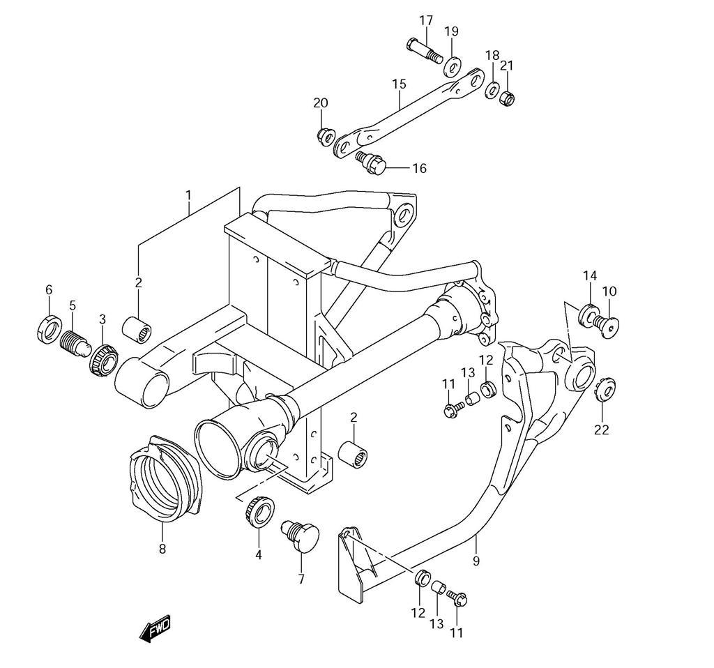 Suzuki C50 Engine Diagram Trusted Wiring Diagrams 2007 M50 Explained Rear Swing Arm Vl800