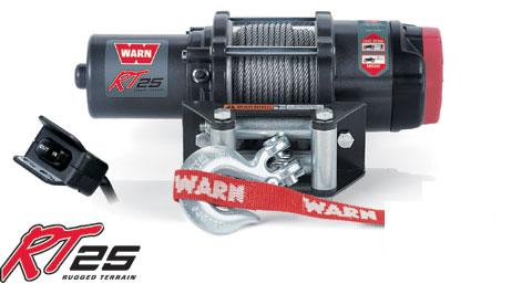WARN ATV WINCH RT25