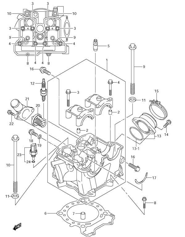 Ltr450 Service Manual