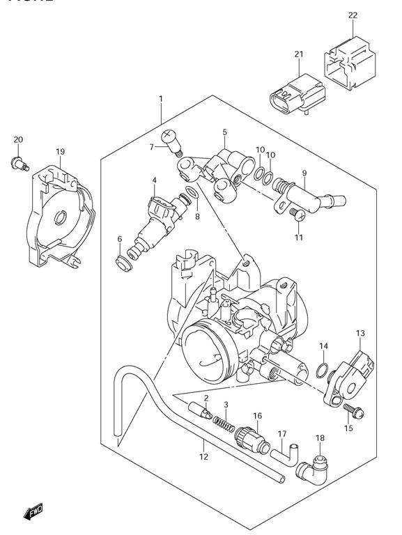 suzuki ltr450 lt r450 2009 repair service manual