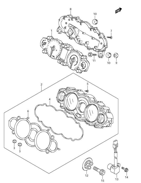Hayabusa Fuel Filter