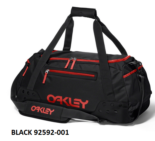 Oakley Factory Pilot Duffel Bag View Detailed Images 3