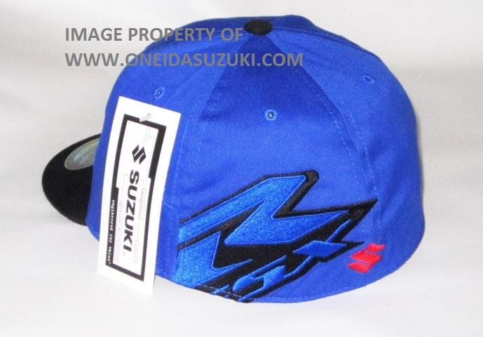 43fa3f7bd SUZUKI GSXR HAT 3 D CAP