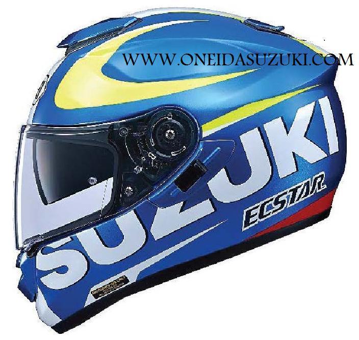 Shoei Gt Air >> Suzuki Gsx R Shoei Gt Air Helmet Limited Edition