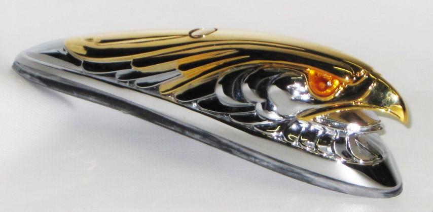 Kuryakyn 9026 Eagle Fender Ornament